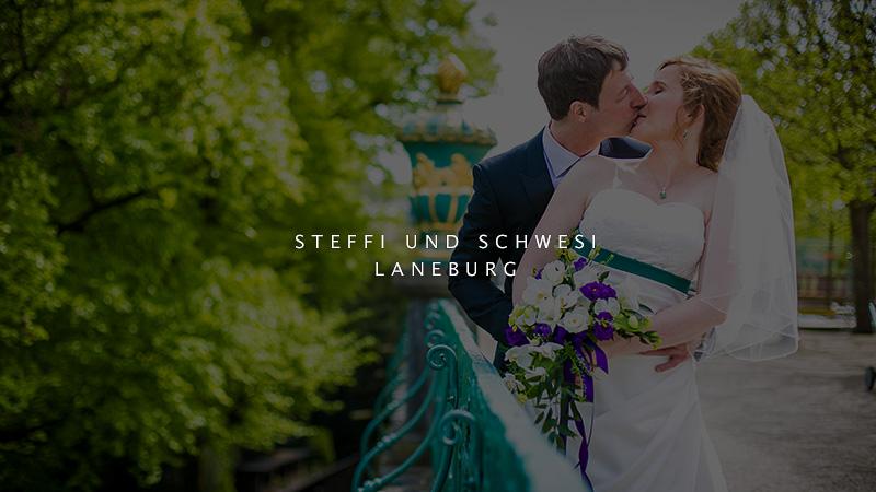 Hochzeit von Steffi und Schwesi auf der Laneburg